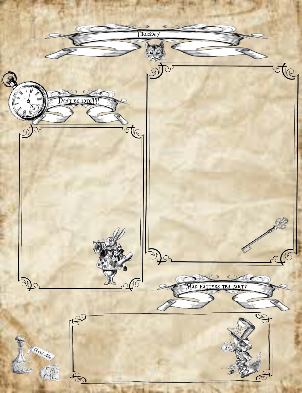 Vintage Planner 31