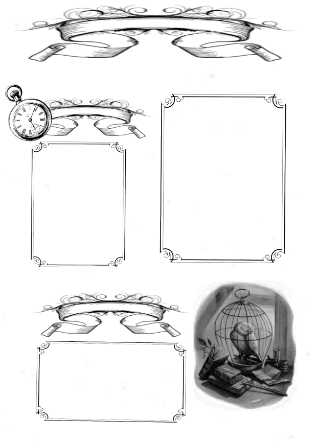 Harry Potter Planner Printables -Free – Lorraine A Life ...